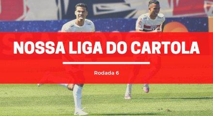 Nossa Liga do Cartola - Rodada 6